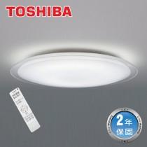 Toshiaba東芝新月形吸頂燈-LEDTWTH61LS