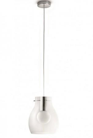 Philips飛利浦曜星單頭吊燈-40695-白