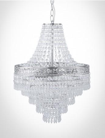 鐵砂鎳框吊燈-BNL00005