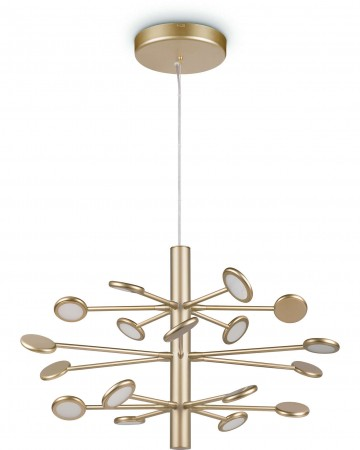 Philips飛利浦 MIMOSA 含羞草LED吊燈-金色