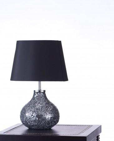 亮鉻馬賽克桌燈-BNL00082