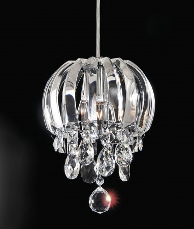 水晶小吊燈