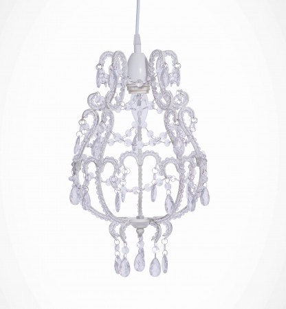 花蕊優雅透明壓克力珠吊燈-BNL00039