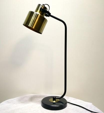 工業風黃銅桌燈