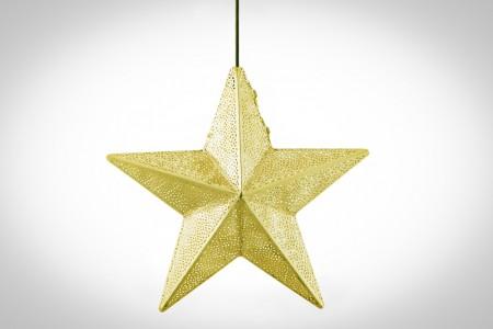 青銅星星吊燈-BNL00073