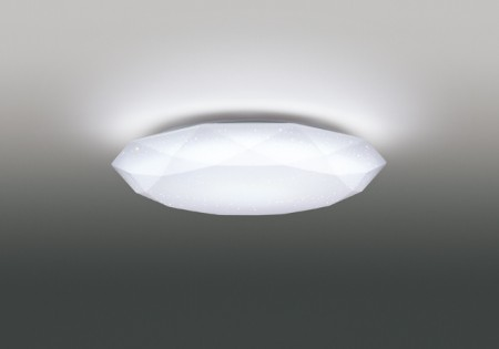 Toshiba東芝鑽石形吸頂燈-LEDTWTH61D