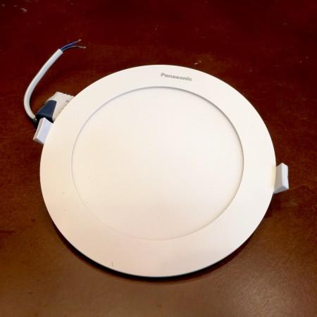 Panasonic 國際牌LED薄型嵌燈-15cm 15w 黃光3000K-NNP745563091