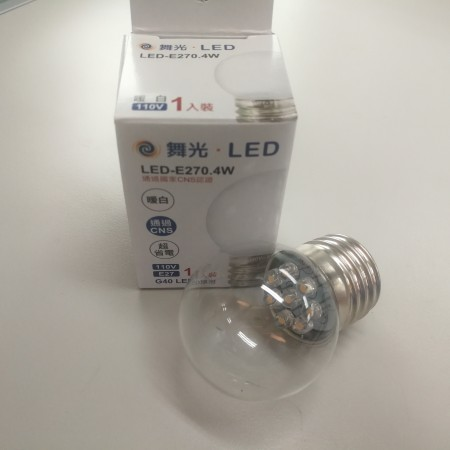 E27 LED黃光小燈泡-小夜燈與神明燈專用