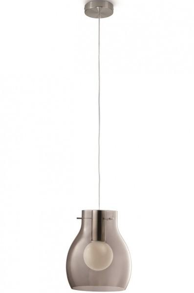Philips飛利浦曜星單頭吊燈-40695-燻黑