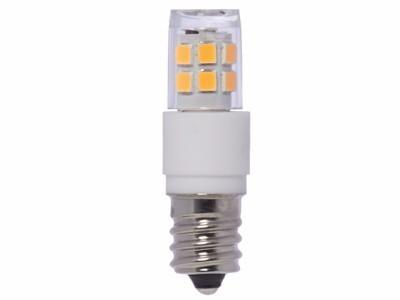 高亮度 E12 LED黃光短燈泡-神明燈專用