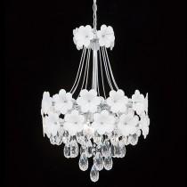 小花水晶吊燈-LS-7023-1