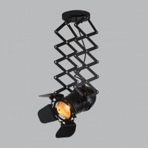 Loft工業風攝影棚單吊燈-LS-7045-1