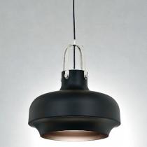 Loft工業風鋁材黑色燈罩-LS-7061-2