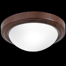深色木紋烤漆陽台小吸頂燈-LS-8188-3