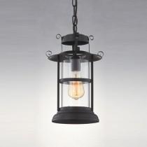 LOFT工業風小油燈吊燈
