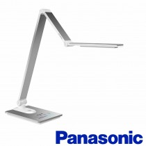 國際牌Panasonic觸控式四軸旋轉LED檯燈閱讀燈-HH-LT0616P09-銀