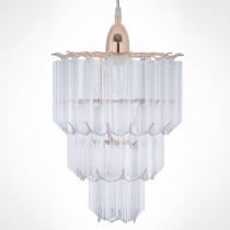 法國金透明壓克立吊燈-BNL00067
