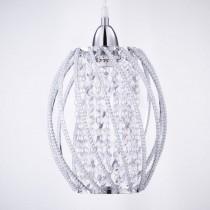 鍍鉻螺旋吊燈-BNL00027