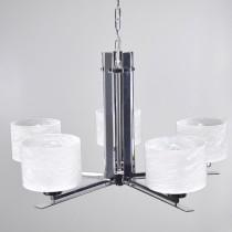 美式簡約5燈吊燈-BNL00109