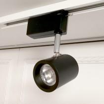 高亮度MR16 圓筒LED軌道投射燈-10W (外框白色、黑色可選)