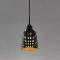 洞洞瓶透光直筒吊燈