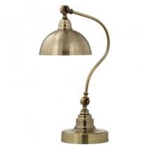 復古黃銅大圓罩桌燈