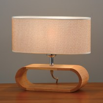 日式圓拱造型桌燈