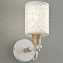 透光陶瓷壁燈