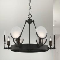 Loft工業風探照燈造型吊燈