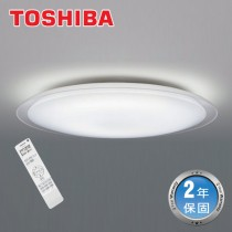 Toshiba東芝新月形吸頂燈-LEDTWTH61LS