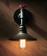 Loft工業風水管黑色壁燈
