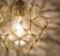 日式手工花瓣玻璃吊燈